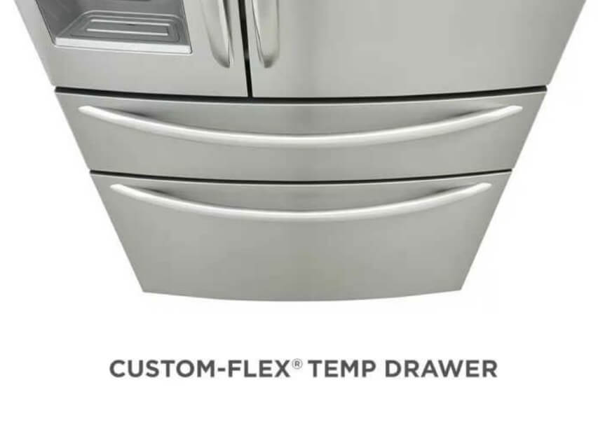 Custom-Flex Temp Drawer image